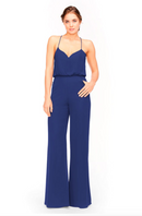 Bari Jay Jumpsuit Bridesmaid Dress 1964 - Royal