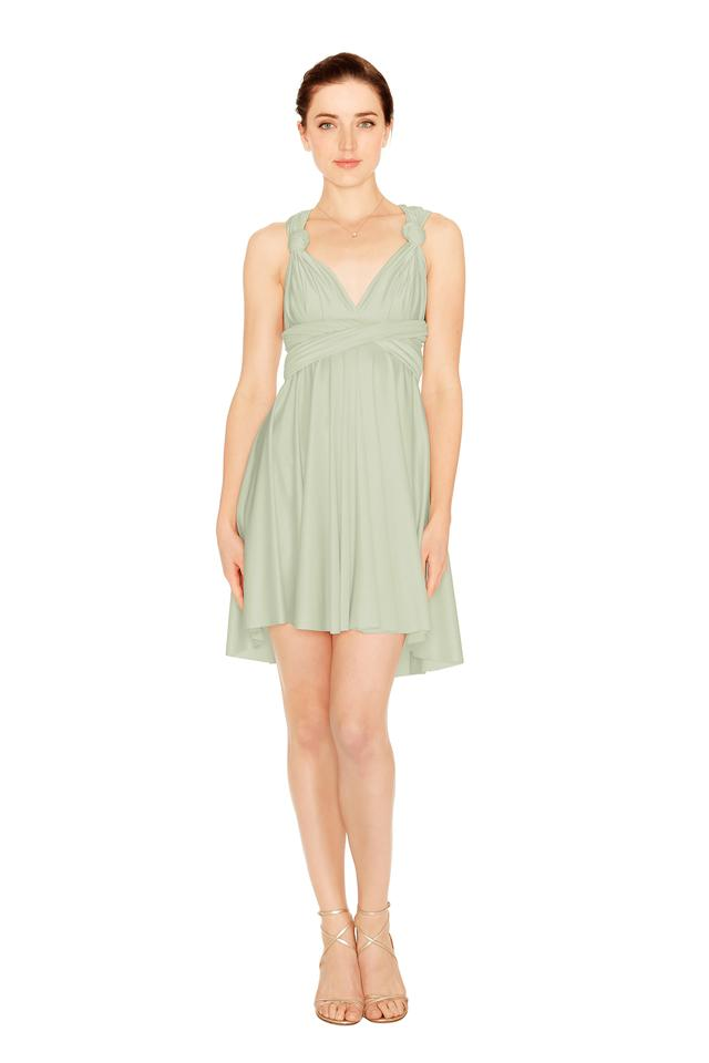 Twobirds Bridesmaid Jersey Mini Dress
