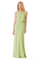Bari Jay Bridesmaid Dress - 1661-Sage