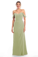 Bari Jay Bridesmaid Dress 2080 - Sage