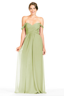 Bari Jay Bridesmaid Dress 1803 - Sage