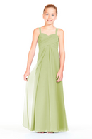 Bari Jay Junior Bridesmaid Dress 1803 (JR)-Sage