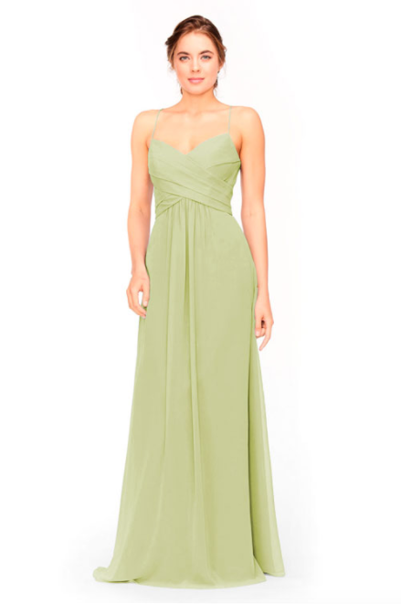 Bari Jay Bridesmaid Dress 1962 -Sage