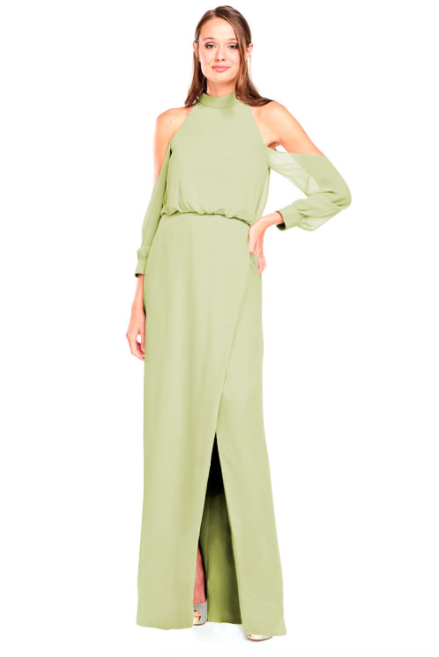 Bari Jay Bridesmaid Dress 2028 - Sage