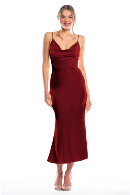 Bari Jay Bridesmaid Dress Style 2092