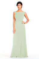 Bari Jay Bridesmaid Dress 1818 -Seafoam