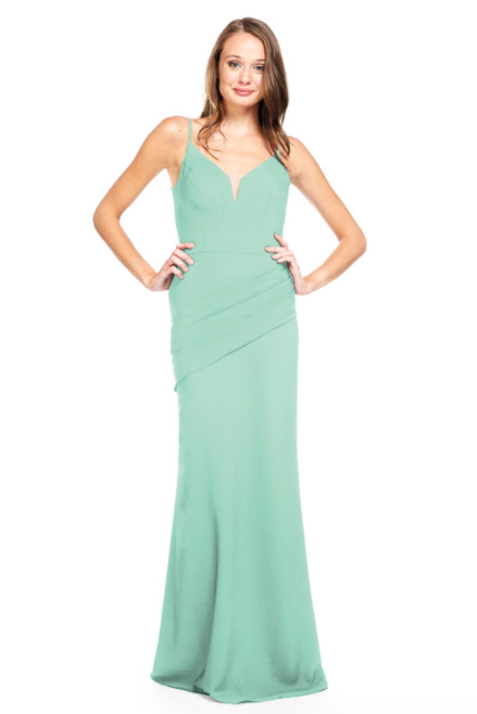 Bari Jay Bridesmaid Dress 2012 - Seaglass