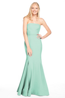 Bari Jay Bridesmaid Dress 2015 -Seaglass