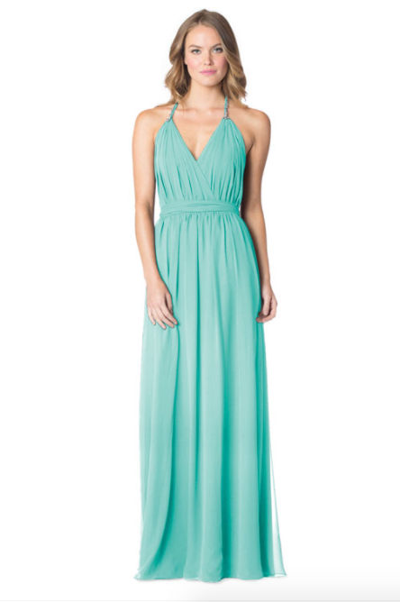 Seamist-Bari Jay Bridesmaid Dress - 1600