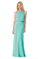 Bari Jay Bridesmaid Dress - 1661-Seamist