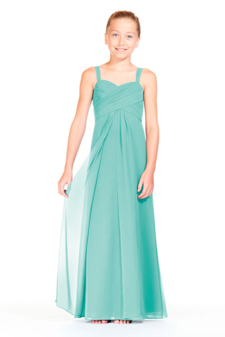 Bari Jay Junior Bridesmaid Dress 1803 (JR)-Seamist