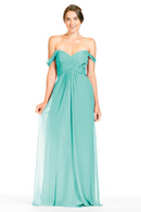 Bari Jay Bridesmaid Dress 1803 - Seamist