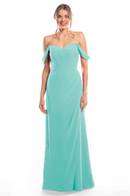 Bari Jay Bridesmaid Dress 2080 - Seamist
