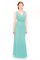 Bari Jay Bridesmaid Dress 1970 -Seamist