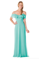 Bari Jay Bridesmaid Dress - 1730-Seamist