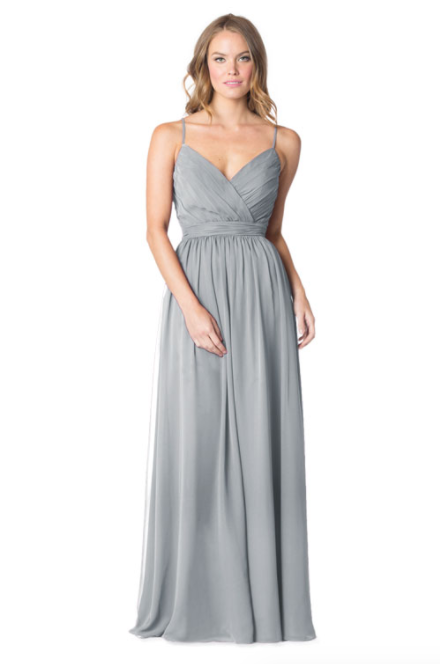 Bari Jay Bridesmaid Dress - 1606 BC-Shadow
