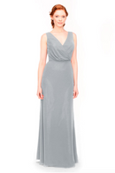 Bari Jay Bridesmaid Dress 1970 -Shadow