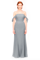 Bari Jay Bridesmaid Dress 1974 - Shadow