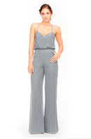 Bari Jay Jumpsuit Bridesmaid Dress 1964 - Shadow