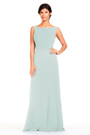 Bari Jay Bridesmaid Dress 1818 -ShallowBlue