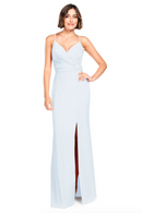 Bari Jay Bridesmaid Dress 2019 -SilverFrost