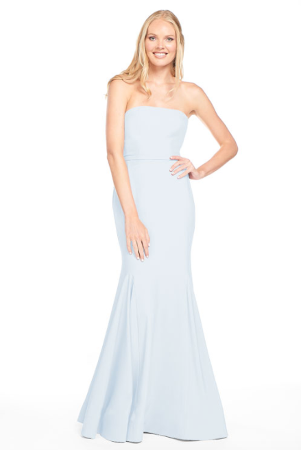 Bari Jay Bridesmaid Dress 2015 -SilverFrost