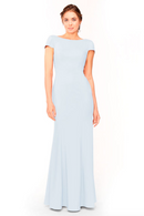 Bari Jay Bridesmaid Dress 1953 - SilverFrost