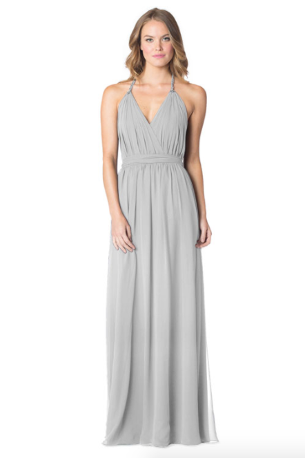 Silvercee-Bari Jay Bridesmaid Dress - 1600
