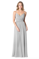 Bari Jay Bridesmaid Dress - 1606 BC-Silvercee