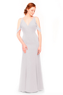 Bari Jay Bridesmaid Dress 1972 - Silvercee