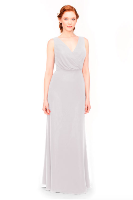 Bari Jay Bridesmaid Dress 1970 -Silvercee