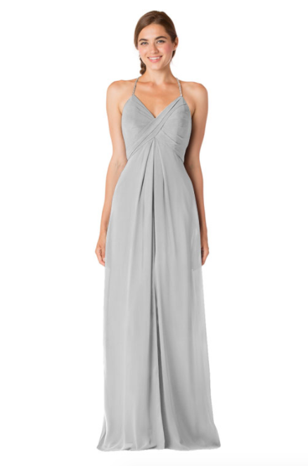 Bari Jay Bridesmaid Dress - 1723 BC-Silvercee