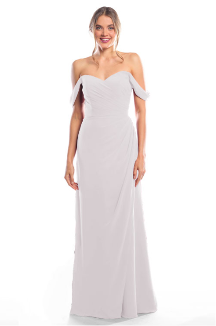 Bari Jay Bridesmaid Dress 2080 - Silvercee