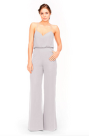 Bari Jay Jumpsuit Bridesmaid Dress 1964 - Silvercee