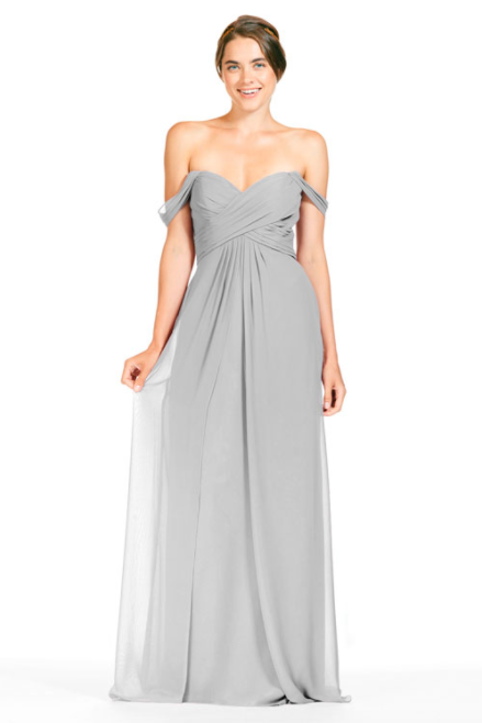 Bari Jay Bridesmaid Dress 1803 - Silvercee