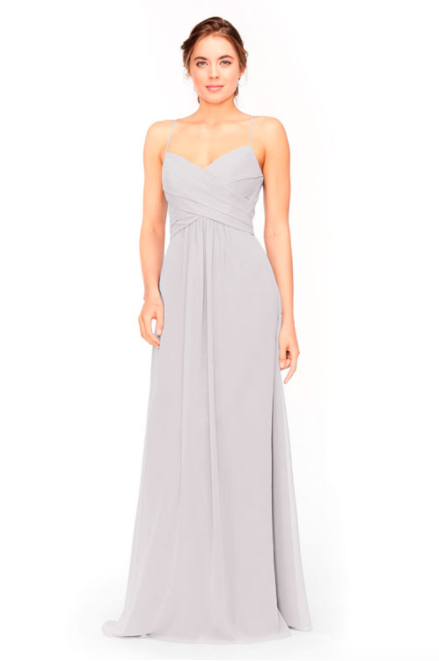 Bari Jay Bridesmaid Dress 1962 -Silvercee