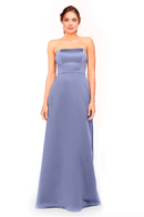 Bari Jay Bridesmaid Dress 1975 - SkyBlue