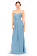 Bari Jay Bridesmaid Dress 1962 -Slate