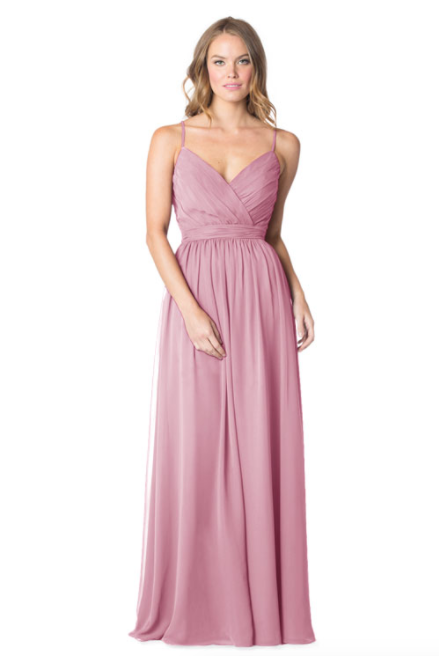 Bari Jay Bridesmaid Dress - 1606 IC-Sorbet