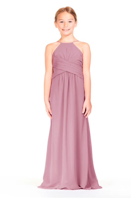 Bari Jay IC Junior Bridesmaid Dress - 1806 IC (JR)-Sorbet