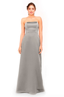 Bari Jay Bridesmaid Dress 1975 - Sterling