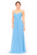 Bari Jay Bridesmaid Dress 1962 -StoneBlue