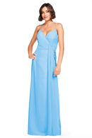 Bari Jay Bridesmaid Dress 2026 - StoneBlue