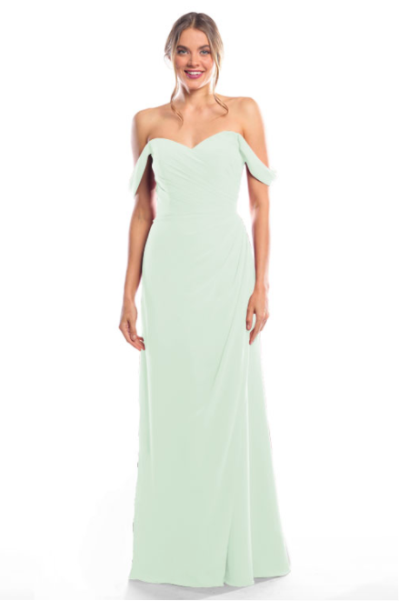 Bari Jay Bridesmaid Dress 2080 - SweetMint
