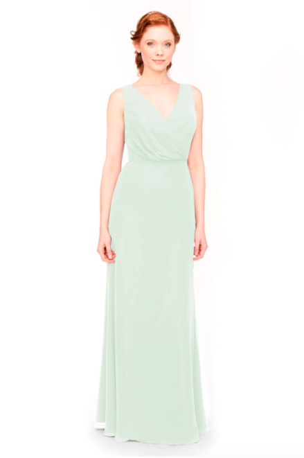 Bari Jay Bridesmaid Dress 1970 -SweetMint