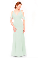 Bari Jay Bridesmaid Dress 1972 - SweetMint