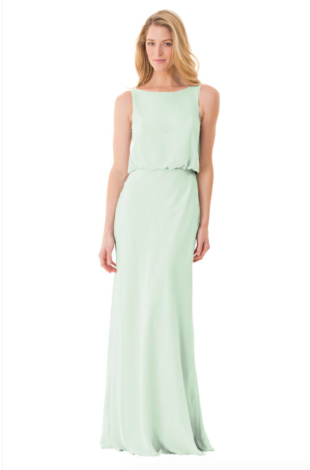 Bari Jay Bridesmaid Dress - 1661-SweetMint