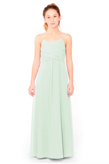 Bari Jay Junior Bridesmaid Dress 1962 - SweetMint