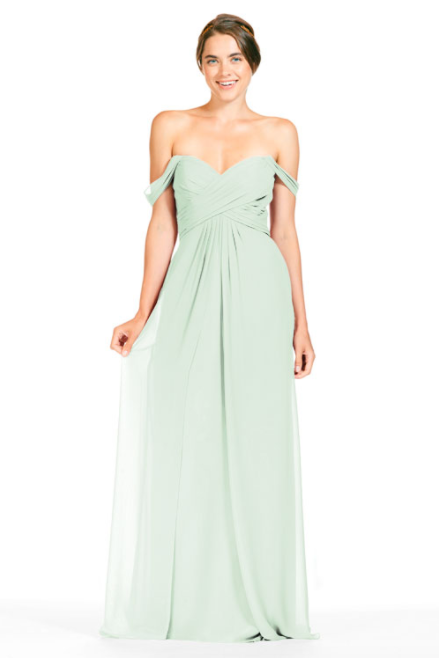 Bari Jay Bridesmaid Dress 1803 - SweetMint
