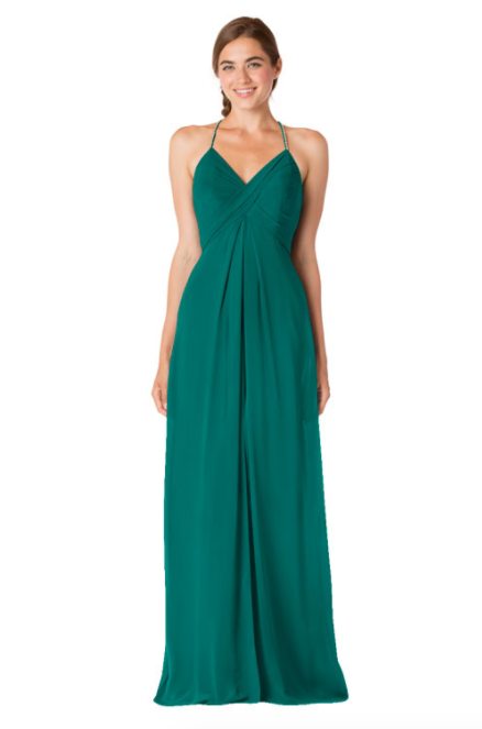 Bari Jay Bridesmaid Dress - 1723 ICTeal